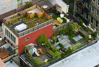 Las mil y una ventajas de cultivar un huerto en la terraza de tu edificio