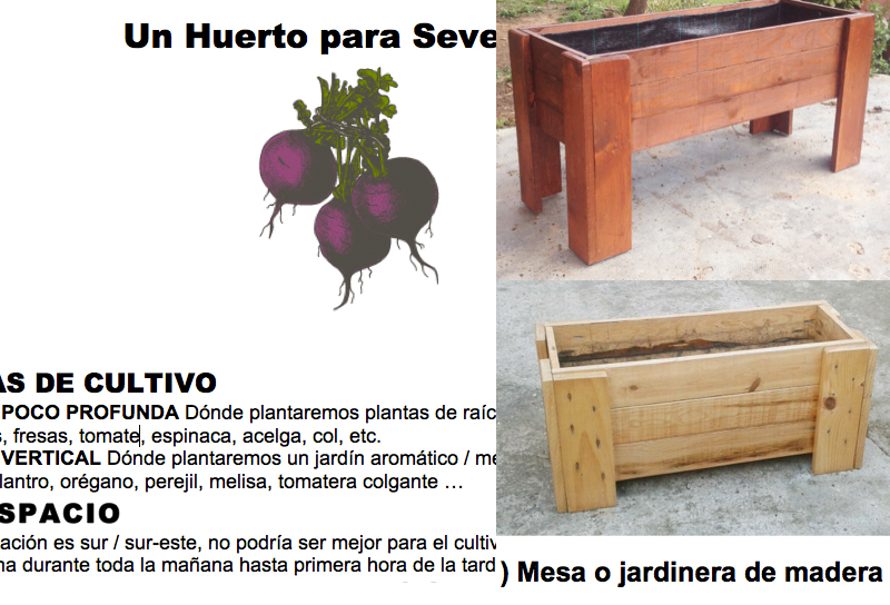 Huertos Urbanos Huerto Urbano En Una Terraza Marina Figueroa